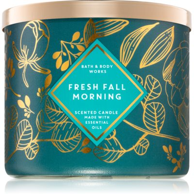 Bath & Body Works Fresh Fall Morning bougie parfumée