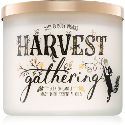 Bath & Body Works Harvest Gathering scented candle II.
