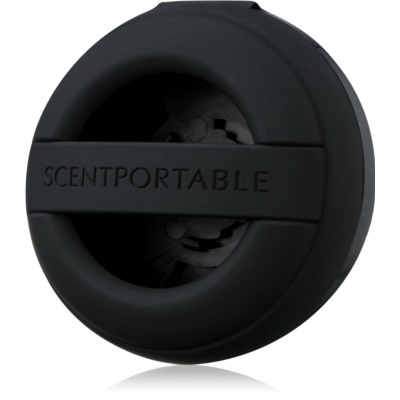 Bath & Body Works Black Rubber support désodorisant pour voiture clip