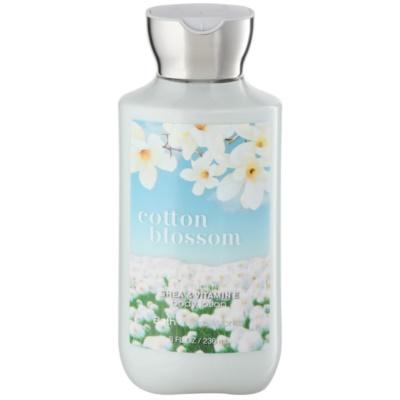 Bath & Body Works Cotton Blossom Λοσιόν σώματος για γυναίκες 236 μλ