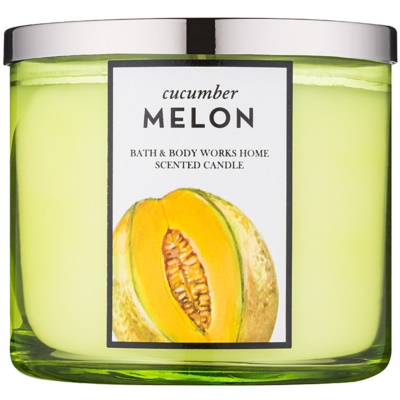 Bath & Body Works Cucumber Melon vela perfumada