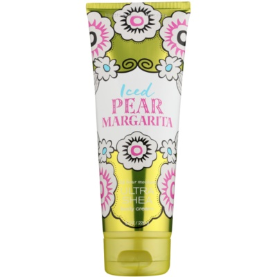 Bath & Body Works Iced Pear Margarita crema corporal para mujer 226 g