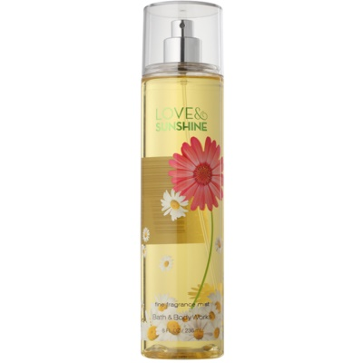 spray corpo per donna 236 ml