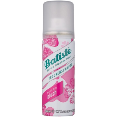 Batiste Fragrance Blush shampoo secco per volume e brillantezza