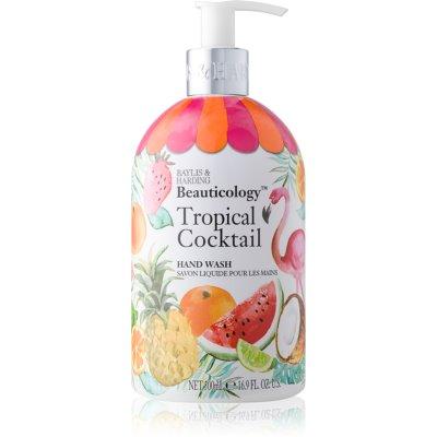tekuté mýdlo na ruce