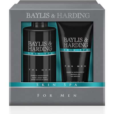 Baylis & Harding Skin Spa for Men  kit di cosmetici II.