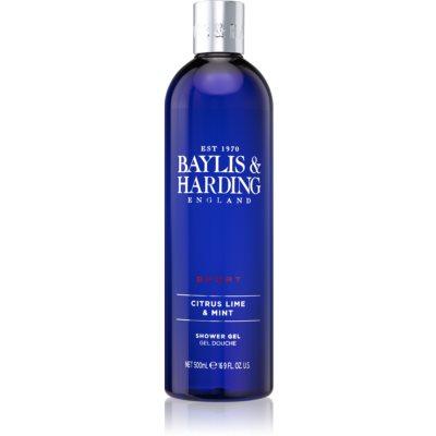 Baylis & Harding Citrus Lime & Mint gel za prhanje