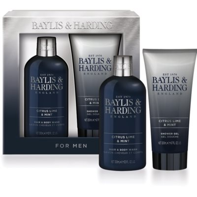 Baylis & Harding Men's Citrus Lime & Mint подарунковий набір II.