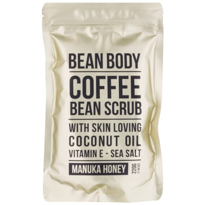 Bean Body Manuka Honey gommage corporel lissant