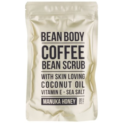 Bean Body Manuka Honey exfoliant de corp pentru matifiere