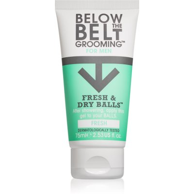 Below the Belt Grooming Fresh