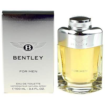 Bentley Bentley for Men Eau de Toilette voor Mannen