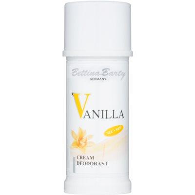 Bettina Barty Classic Vanilla stift dezodor nőknek 40 ml