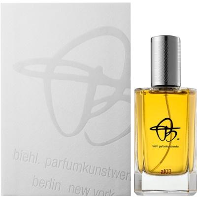 Biehl Parfumkunstwerke AL 03 Eau de Parfum unissexo