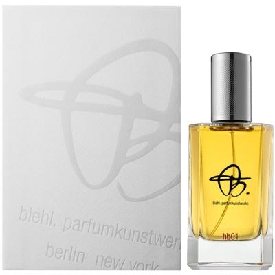 Biehl Parfumkunstwerke HB 01 Eau de Parfum Unisex