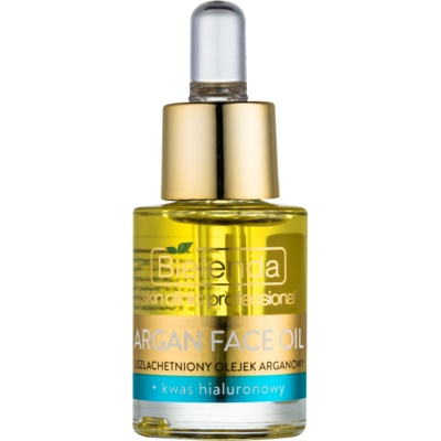 glättendes Öl für intensive Feuchtigkeitspflege der Haut