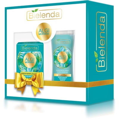 Bielenda Sea Algae Moisturizing Cosmetic Set I.
