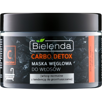 Hair Mask with Active Charcoal