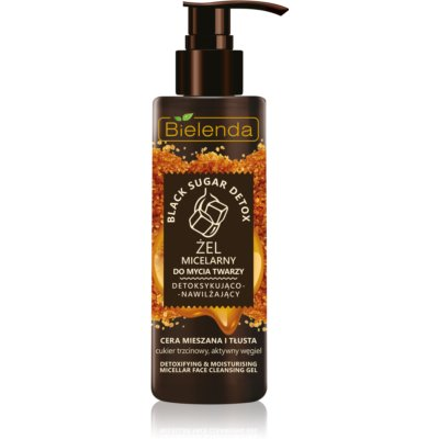 Cleansing Micellar Gel with Moisturizing Effect