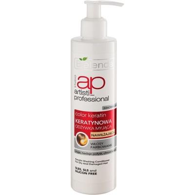 keratinski balzam za suhe in poškodovane lase