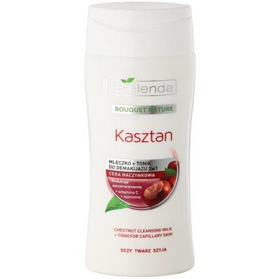 Reinigungsmilch + Hauttoner 2in1