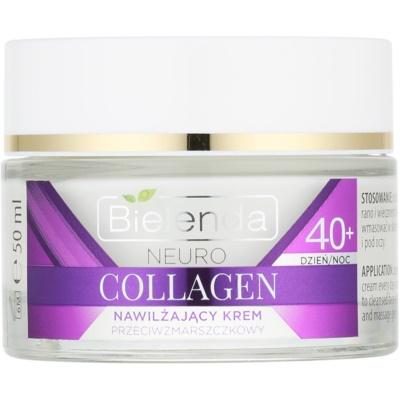 crema idratante antirughe 40+
