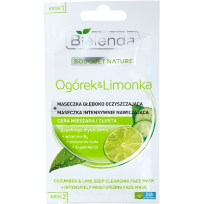 Cleansing Mask With Moisturizing Effect