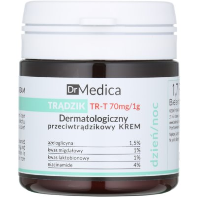 Dermatological Cream For Problematic Skin