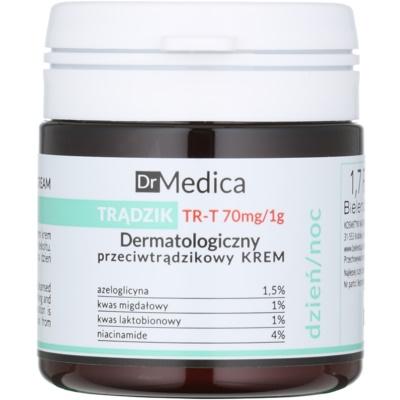 crème dermatologique pour peaux à problèmes