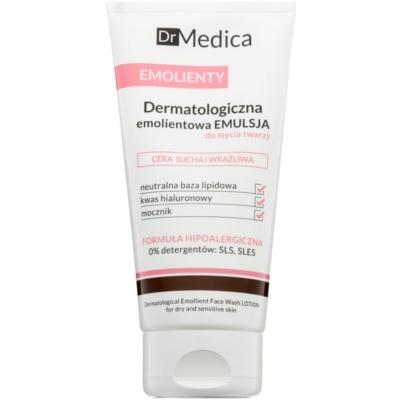 emulsja oczyszczająca do skóry suchej i wrażliwej