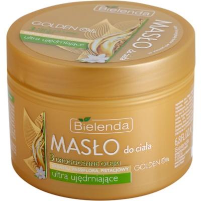 intenzivní tělové máslo pro zpevnění pokožky