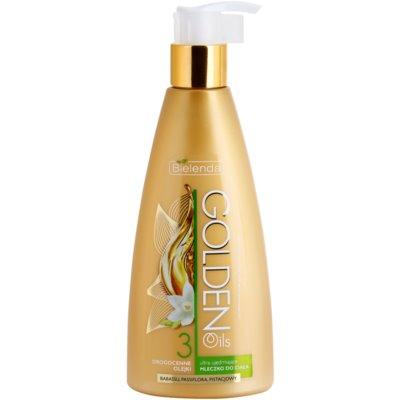 intensive Körpermilch für die Festigung der  Haut