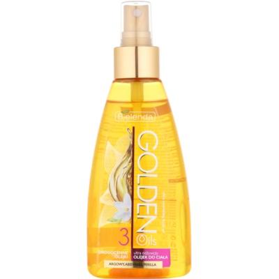sprchový a koupelový olej pro suchou pokožku