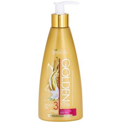 intensive Körpermilch für trockene Haut