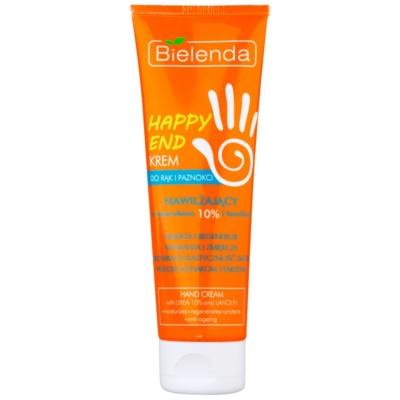 hydratační a zvláčňující krém na ruce a nehty