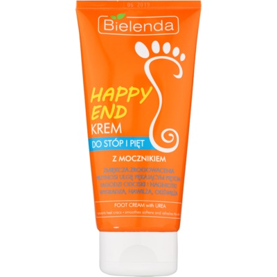 Softening Cream for Heels and Feet