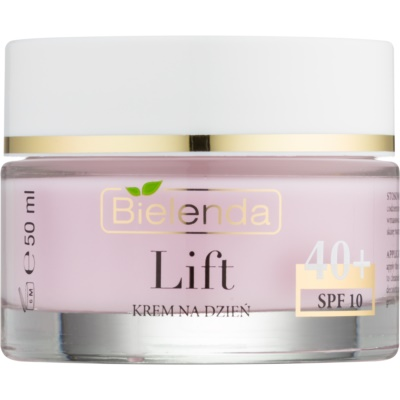 crème hydratante anti-rides SPF 10