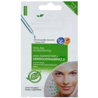 gel esfoliante per pelli grasse con tendenza all'acne