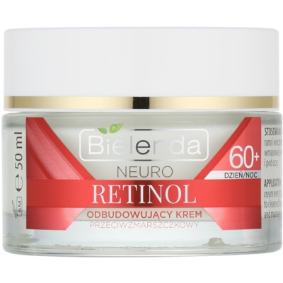 crema rigenerante antirughe 60+
