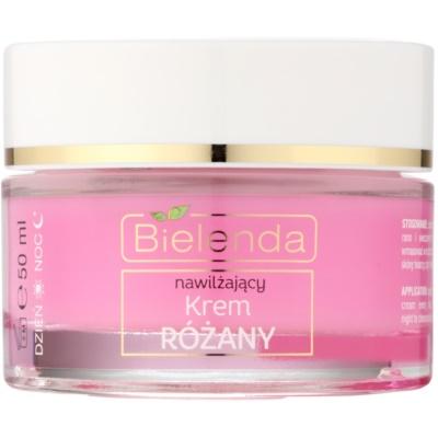 Hydraterende Roze Crème  voor Gevoelige Huid
