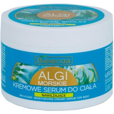 Cream Body Serum For Skin Tightening