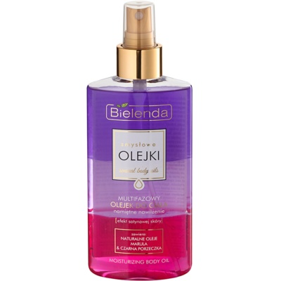 Multi-Phase Body Oil With Moisturizing Effect