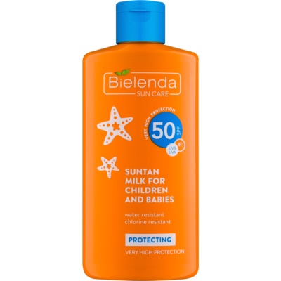 Protecting Sunscreens for Babies up to 6 Months SPF 50