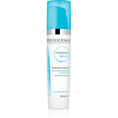 Bioderma Hydrabio Sérum Facial Serum For Dehydrated Skin