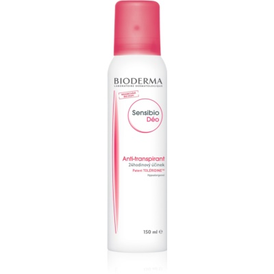 Bioderma Sensibio Deo Antiperspirant For Sensitive Skin