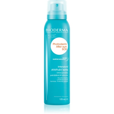 Bioderma Photoderm After Sun SOS brume apaisante intense après-soleil