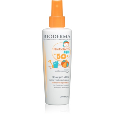 Protective Spray For Kids SPF 50+