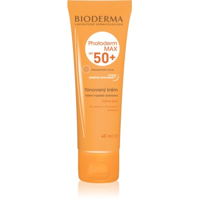 Bioderma Photoderm Max Toning Sun Cream SPF 50+