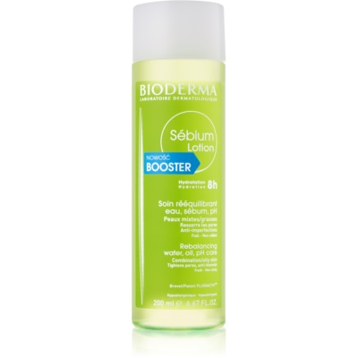 Bioderma Sébium Rebalancing Facial Water for Oily and Combination Skin