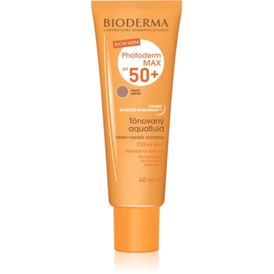 Bioderma Photoderm Max Toning Sun Fluid SPF 50+